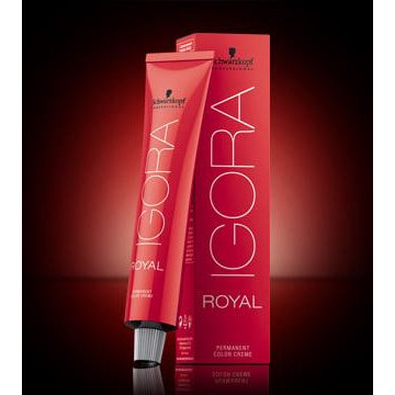Schwarzkopf Igora Royal 60gm - Hairlight Hair & Beauty