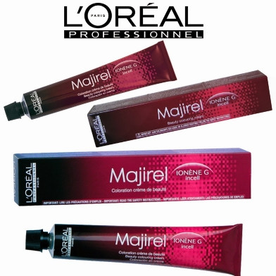L`Oreal Majirel Permanent Hair Colour 50 gm - Hairlight Hair & Beauty