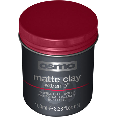 Osmo Matte Clay Extreme 100ml - Hairlight Hair & Beauty