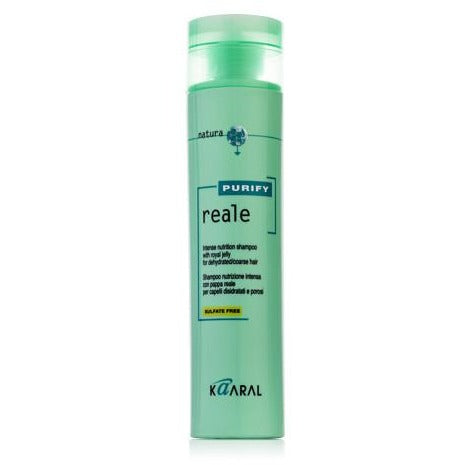 Kaaral Reale intense nutrition Shampoo with pure royal jelly  250ml - Hairlight Hair & Beauty