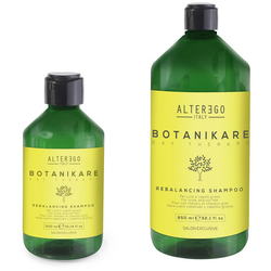 Botanikare Rebalancing Shampoo 300ml or 950ml available - Hairlight Hair & Beauty