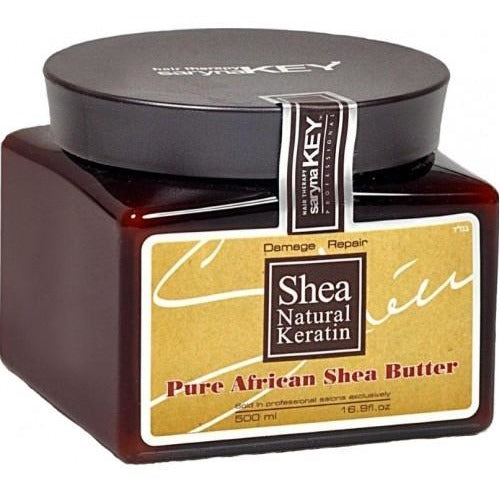 Saryna Key Damage Repair Pure African Shea Butter 500ml - Hairlight Hair & Beauty