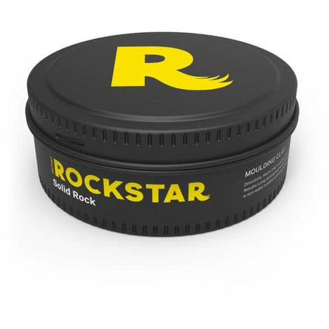Instant Rockstar Solid Rock Moulding Clay 100ml - Hairlight Hair & Beauty