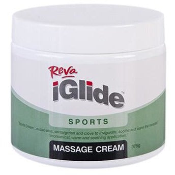 Reva Sports Massage Cream 375g - Hairlight Hair & Beauty