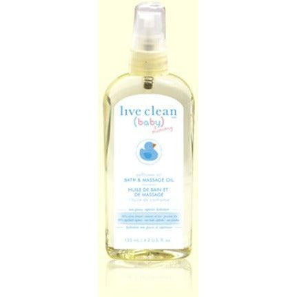 Baby & Mummy bath & massage oil 125ml - Hairlight Hair & Beauty