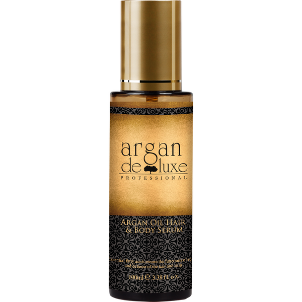 Argan Deluxe  Argan Oil Hair & Body Serum 100ml - Hairlight Hair & Beauty