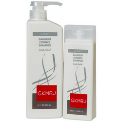 GKMBJ Dandruff Control Shampoo 250ml &1lt - Hairlight Hair & Beauty
