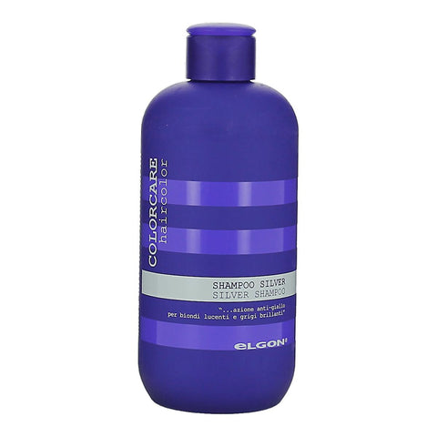 Elgon Silver Shampoo ph6   300ml or 1Lt - Hairlight Hair & Beauty