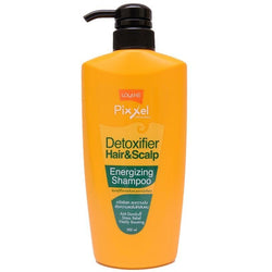 Lolane Pixxel Detoxifier Hair & Scalp Energizing Shampoo - 500ml - Hairlight Hair & Beauty