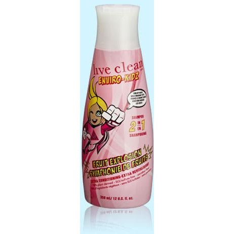 Enviro fruit explosion 2 in 1 Shampoo 350ml - Hairlight Hair & Beauty