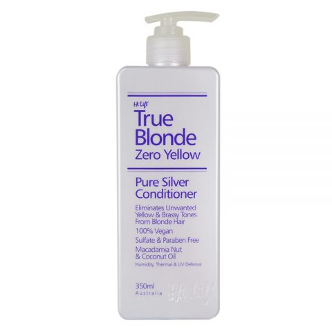 Hi Lift True Blonde Zero Yellow Conditioner 350ml or 1Lt - Hairlight Hair & Beauty