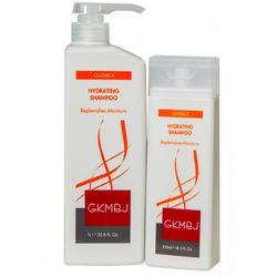 GKMBJ Hydrating Shampoo 250ml & 1Lt - Hairlight Hair & Beauty