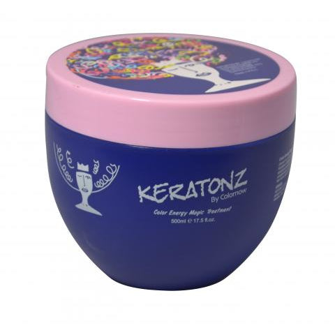 Keratonz Colour Lock Treatment 500ml - Hairlight Hair & Beauty