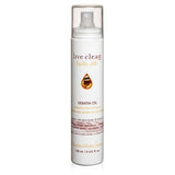 Live Clean Exotic Silk Keratin Oil Thermal Protective Spray 150ml - Hairlight Hair & Beauty