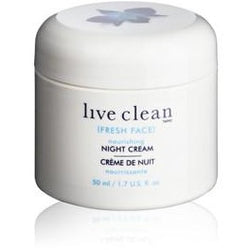 Fresh Face nourishing night cream 50ml - Hairlight Hair & Beauty
