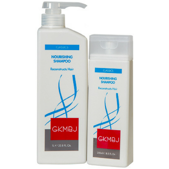 GKMBJ Nourishing Shampoo 250ml & 1Lt - Hairlight Hair & Beauty
