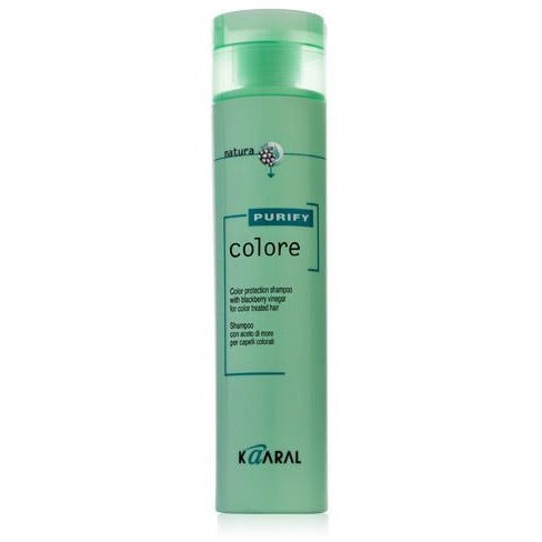 Kaaral Colore.. Color protection shampoo & Conditioner with blackberry Vinegar  250ml - Hairlight Hair & Beauty