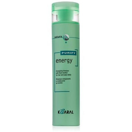 Kaaral ENERGY Shampoo & Conditioner for hair and scalp vitality  250ml - Hairlight Hair & Beauty