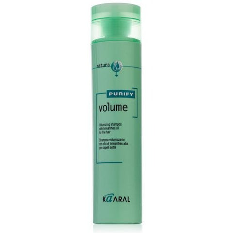 Kaaral VOLUME Volumizing Shampoo & Conditioner with limnanthes oil 250ml - Hairlight Hair & Beauty