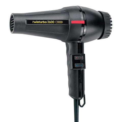 Twin Turbo 2600 Hairdryer - Hairlight Hair & Beauty