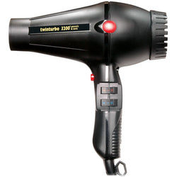 Twin Turbo 3200 Ceramic & Ionic Dryer - Hairlight Hair & Beauty