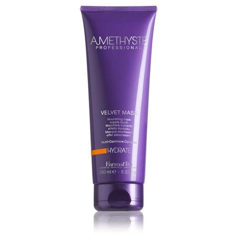 Farmavita Amethyste Hydrate Velvet Mask 250ml or 1Lt - Hairlight Hair & Beauty
