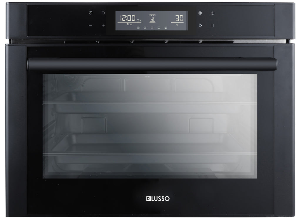 FREESTANDING COMBI STEAM OVEN - BLACK