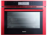 FREESTANDING COMBI STEAM OVEN - RED