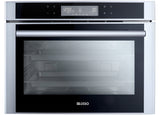 FREESTANDING COMBI STEAM OVEN - SILVER