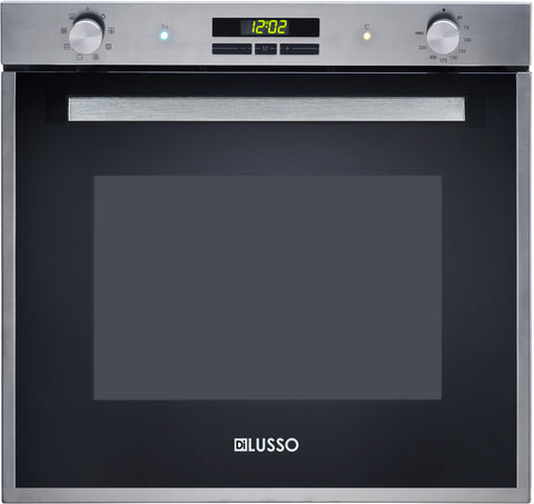 ELECTRIC OVEN - 600MM 75L SS 7 FUNCTION