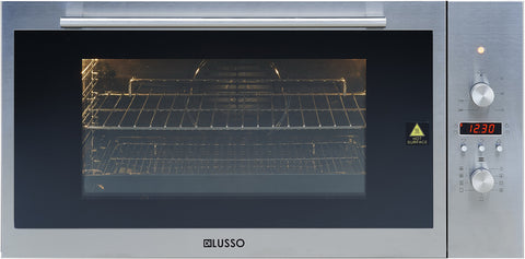 ELECTRIC OVEN - 900MM SS 8 FUNCTION