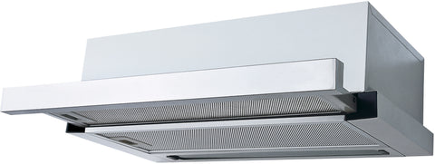 TELESCOPIC RANGEHOOD - 600MM