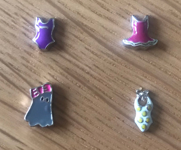 Clothing charms
