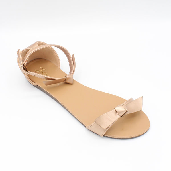 Champagne colored Koko sandal