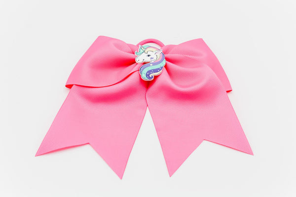 RESIN CHEER BOW
