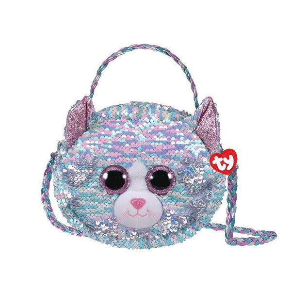 TY FLIPPABLES PURSE