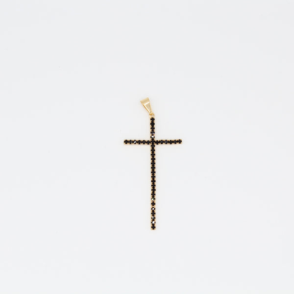 SHINING CROSS CHARM