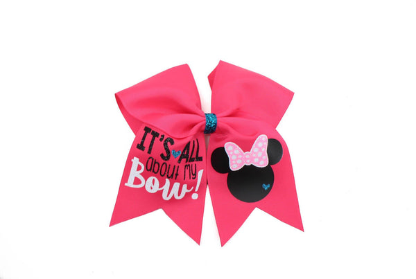 ALL ABOUT MY BOW