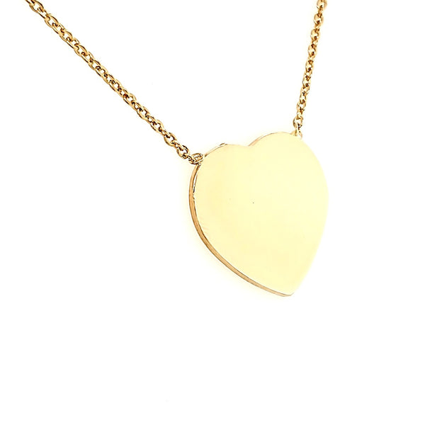 GOLDEN HEART CHAIN