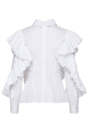 Chloe Blouse Back