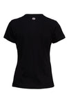 T-shirt Regular Logo Black