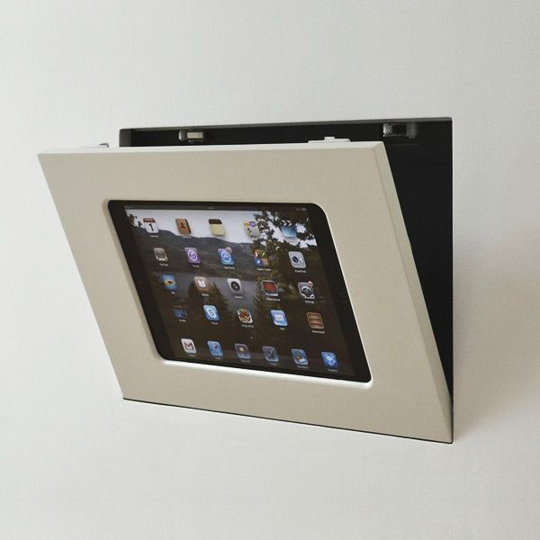 Wall Smart Wall Mount For Ipad 2 3 4 Hidden Lock Covered