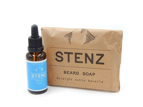 Oil & Soap Bundle