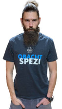 OBACHT SPEZI SHIRT DARK GREY