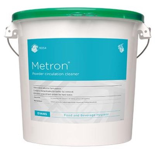 Metron 20KG, Chemicals, Quill Productions