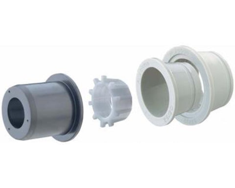 Plasson reducing set, plasson plumbing fitting