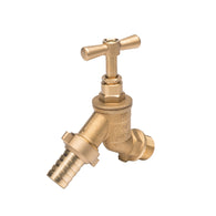 Bib Tap Hose Union with Double Check Valve, Plumbing, Quill Productions