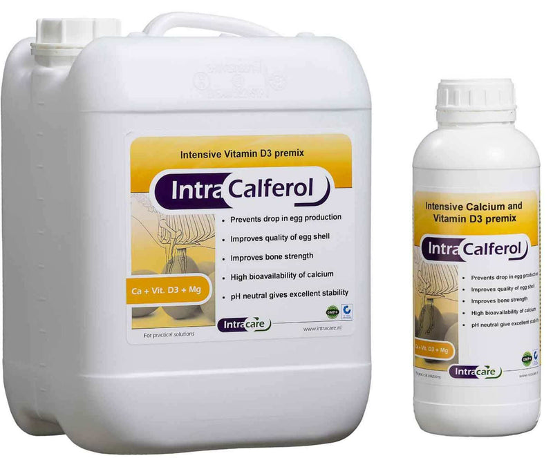 liquid calcium supplement calferol for hens