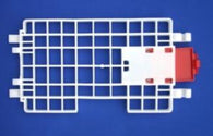 Transport Crates - *END OR SIDE DOOR ONLY*, Game Rearing Accessories, Quill Productions
