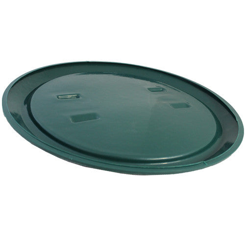 Feed Bin Kit - TRAY ONLY (Green), Feeder, Quill Productions